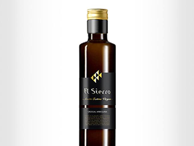aceite El Sierro